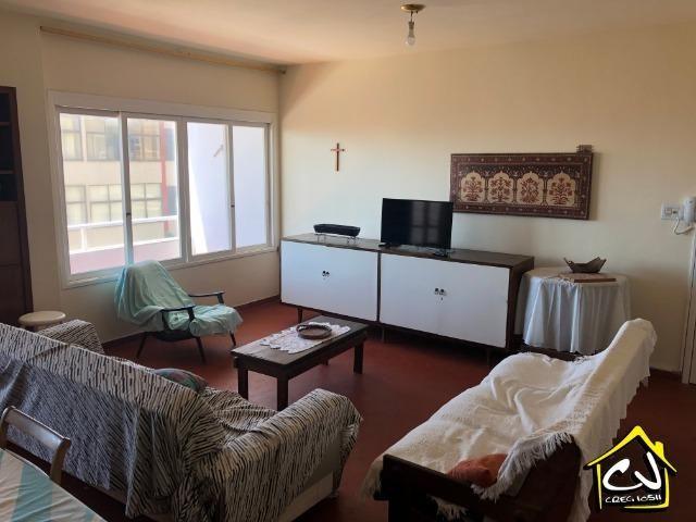 Carnaval 2020 - Apartamento c/ 3 Quartos - Praia Grande - 1 Quadra Mar