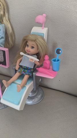Barbie quero ser Dentista e Barbie quero ser Babá - Colecionador - Foto 2