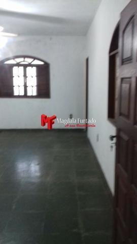 4035 - Casa com 4 quartos e quintal amplo para sua moradia em Unamar - Foto 3