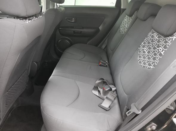 Kia SOUL 1.6/ 1.6 16V FLEX Aut. 2012/2012 - Foto 5