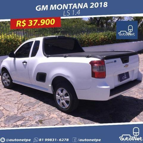 GM Montana 1.4 LS 2018 - Extra!! - Foto 3