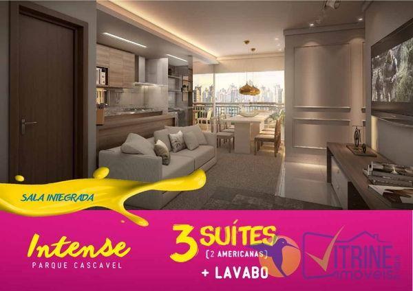 Apartamento com 2 quartos no INTENSE PARQUE CASCAVEL - Bairro Vila Rosa em Goiânia - Foto 18