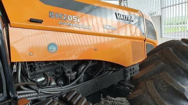 Trator Valtra BH 205 ano 2011 97.000,00 - Foto 3
