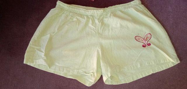 Shorts Feminino - Tamanho G - Foto 2