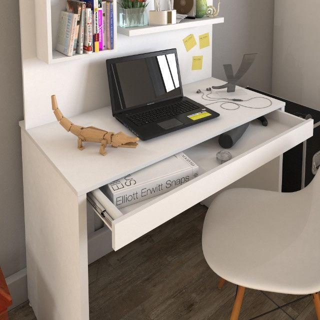 Ultima unidade Promocao Escrivaninha com painel First - Foto 2