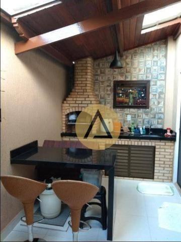 Casa com 2 dormitórios à venda, 90 m² por R$ 300.000 - Residencial Rio Das Ostras - Rio da - Foto 14