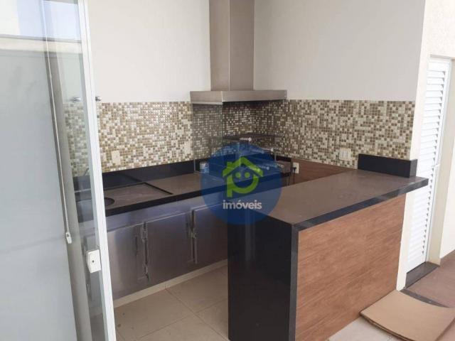 Casa com 3 dormitórios para alugar, 230 m² por R$ 4.400,00/mês - Parque Residencial Damha  - Foto 4