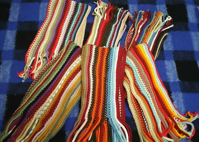 Mantas de Lã Uruguaia