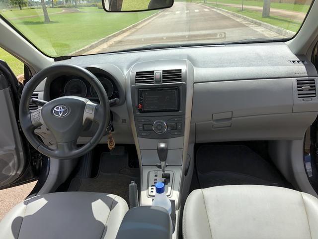Corolla 2011 impecável - Foto 12