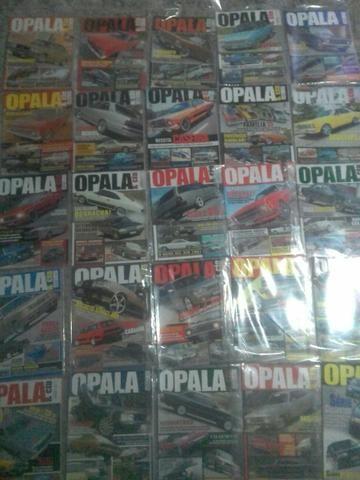 Opala & Cia coleção completa 50 Revistas - Foto 2