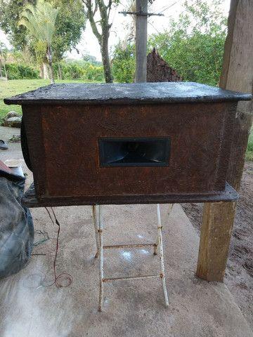 Vendo ou troco caixa de som(aceito oferta) - Foto 3