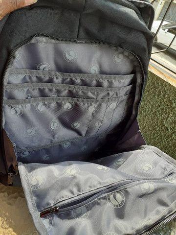 Vendo mochila Stradda com rodinhas, para notebook também. Seminova - usei apenas 2 vezes - Foto 4