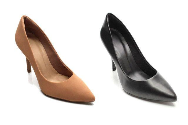 Sapato feminino scarpins