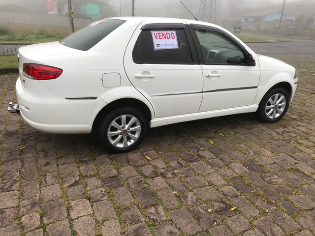 Vendo Fiat Siena 1.4 tetrafuel - Foto 8