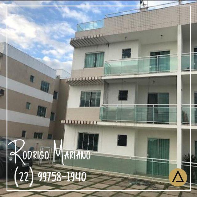 Alugo lindo apartamento de 2 quartos na Enseada em Rio das Ostras - Foto 13