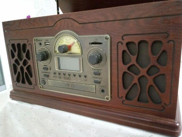 Toca-discos CTX Bravo 7 em 1 - Foto 4