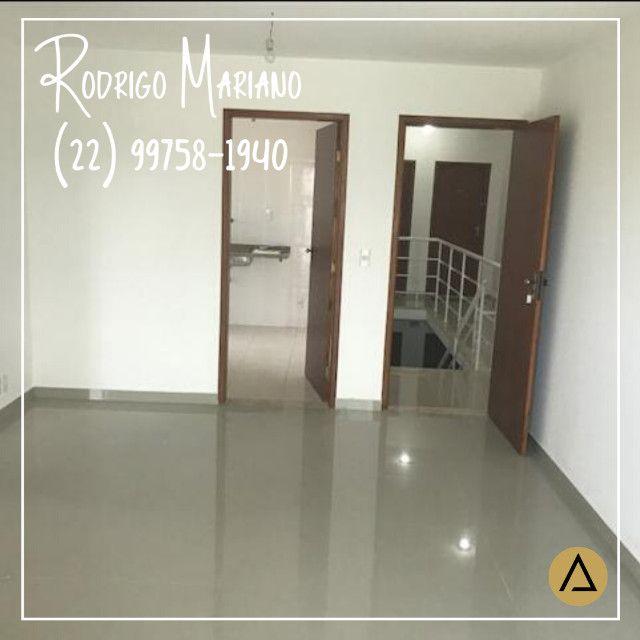 Alugo lindo apartamento de 2 quartos na Enseada em Rio das Ostras - Foto 8
