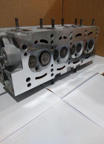 Cabeçote Fiat Fire 1.0 / 1.3 8v (revisado) - Foto 4