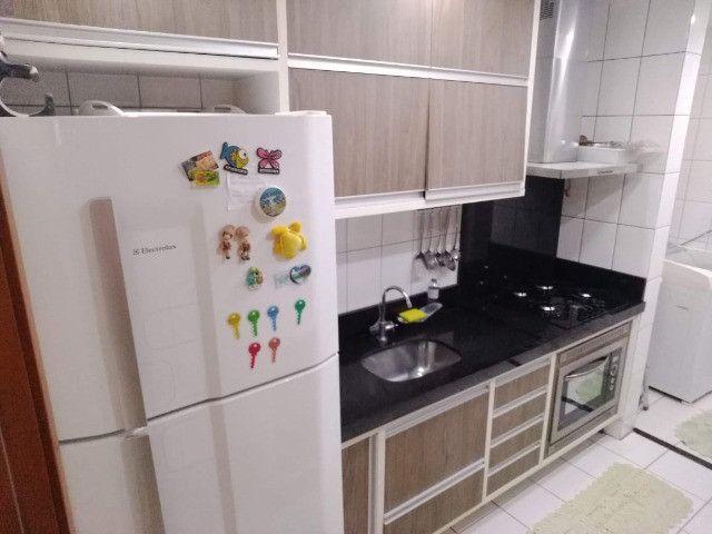 Vendo Apartamento 84 m² com 3 quartos sendo 1 suíte - Torres das Palmeiras - Coxipó - Foto 5