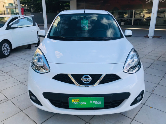 MARCH SV 1.6 2020 MANUAL EXTRA 16.000km