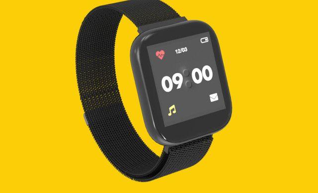 O Relógio Smartwatch Shell - Foto 6