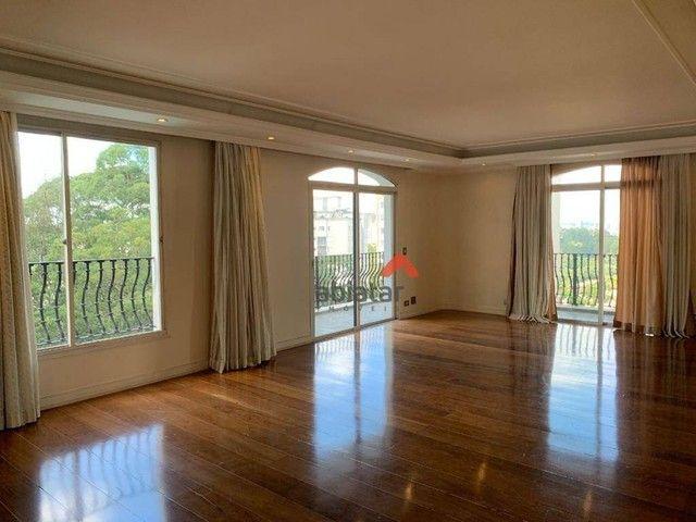 Apartamento com 4 dormitórios para alugar, 340 m² por R$ 3.910,00/mês - Vila Andrade - São - Foto 6