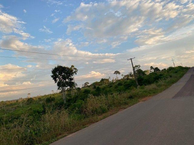 Vendo terra na AC 10 Km 27 estrada de Porto Acre