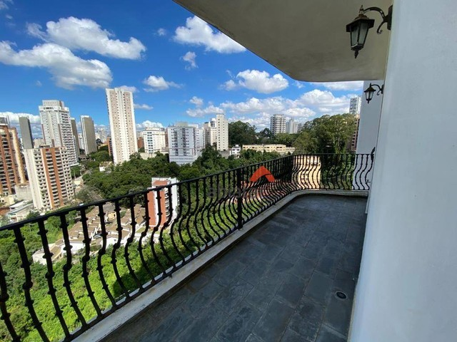 Apartamento com 4 dormitórios para alugar, 340 m² por R$ 3.910,00/mês - Vila Andrade - São - Foto 2
