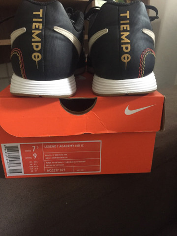 Nike tiempo 10R IC  - Foto 2