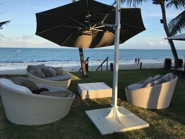 vende-se casa a beira mar em praia dos carneiros - Foto 6