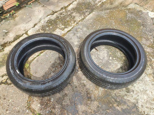 pneu 215/50 17R  pirelli 70% - Foto 5