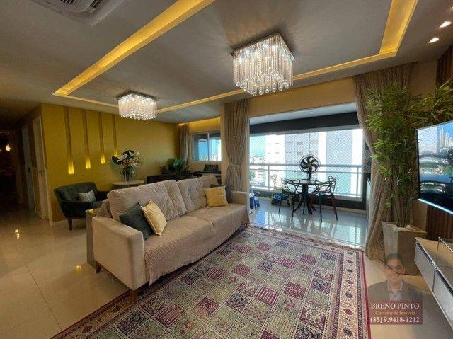 Apartamento no Renaissance Parquelândia com 2 dormitórios à venda, 94 m² por R$ 750.000 -