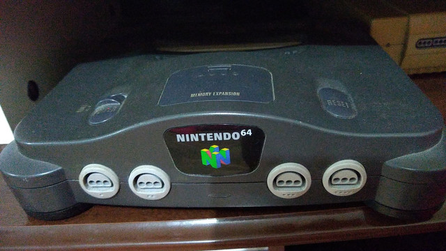 Nintendo 64 - Foto 2