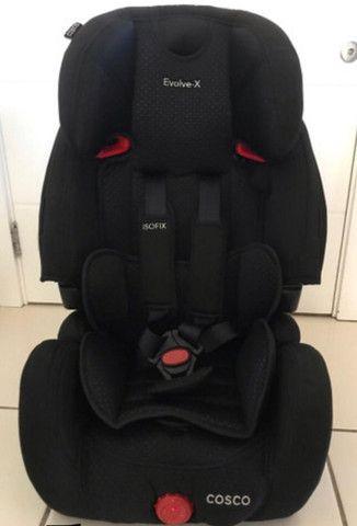 Cadeira infantil Evolve-X para carro (1-7 anos) 9-36 kg