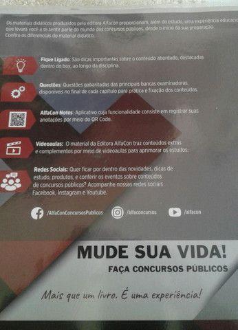 Apostila AlfaCon PF - Agente e Escrivão - Foto 5