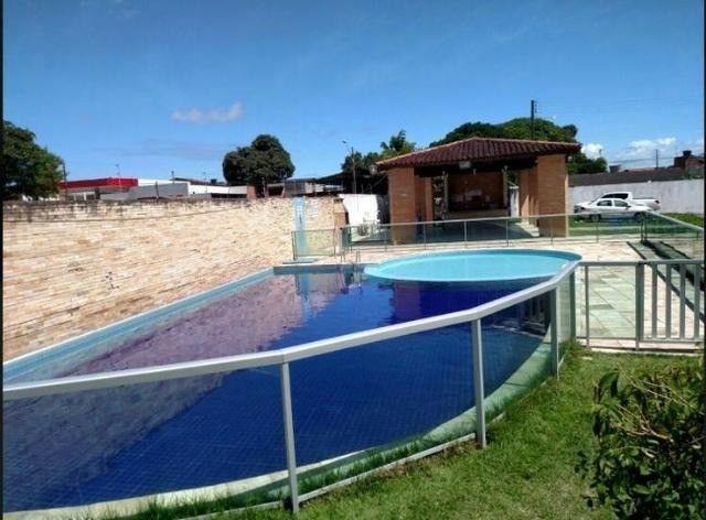 Apartamento na Santa lúcia 2 Quartos Piscina salão de Festas Financia R$ 110 Mil - Foto 3