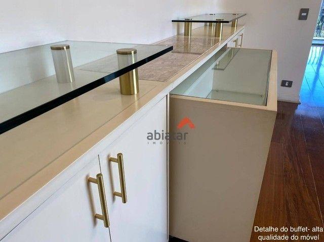 Apartamento com 4 dormitórios para alugar, 340 m² por R$ 3.910,00/mês - Vila Andrade - São - Foto 11