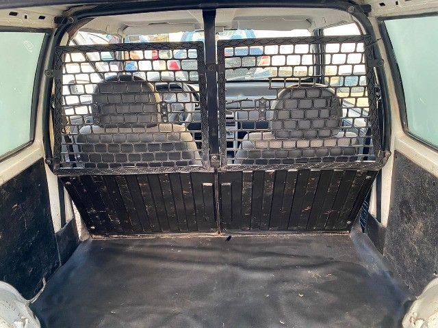 Fiat Uno Furgão 1.3 Fire . Único a venda . Raridade - Foto 9