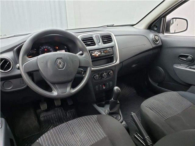 Renault Logan 2020 1.0 12v sce flex authentique manual - Foto 8