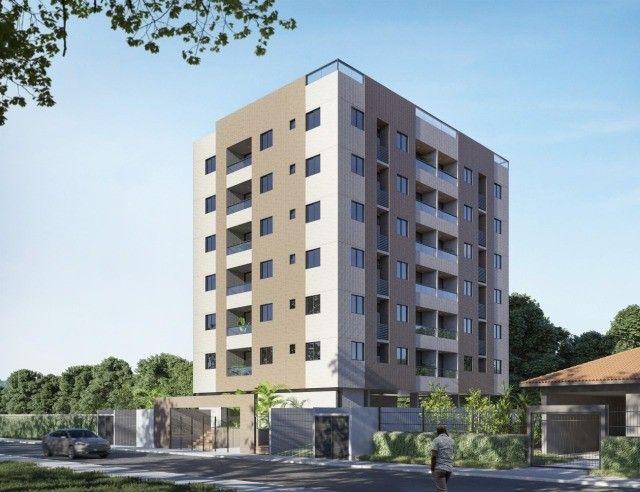 Apartamento com 3 quartos no Bessa - Elevador e Lazer - 100 metros do Mar
