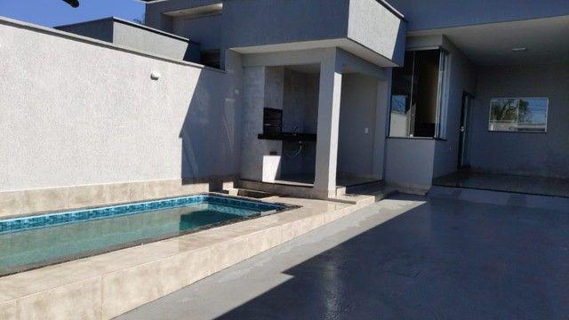 Casa nova 03 Quartos com Piscina  na Vila Pedroso em Goiânia  - Foto 8