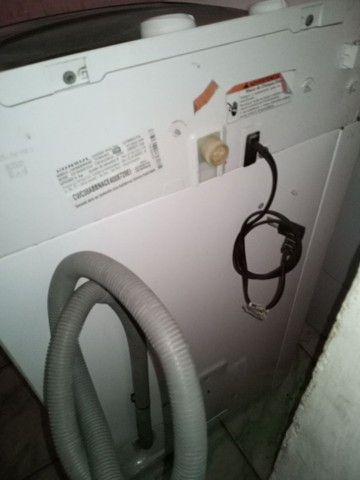Vendo máquina de lava 8kg perfeita entrego e dou garantia - Foto 3
