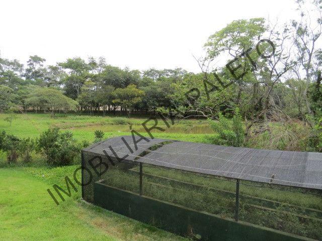 REF 434 Chácara 2200 m², condomínio fechado, área verde nos fundos, Imobiliária Paletó - Foto 10
