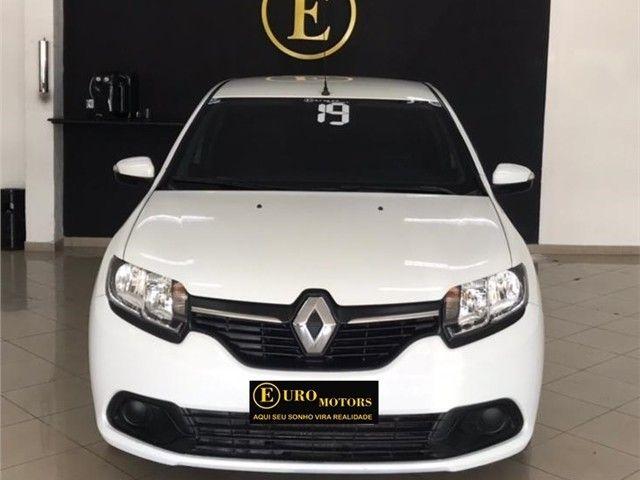 Renault Logan 2019 1.0 12v sce flex expression manual - Foto 3