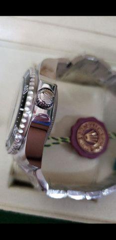 Relógio Rolex Deepsea Gas Escape automático a prova d'água Completo - Foto 3