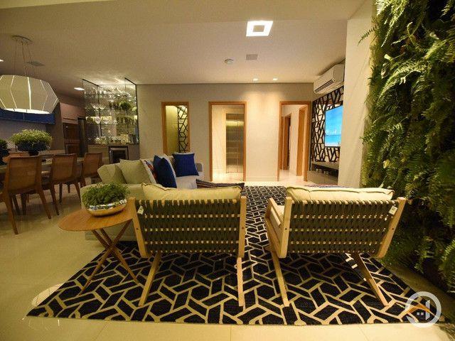 Apartamento à venda com 3 dormitórios em Park lozandes, Goiânia cod:2773 - Foto 8