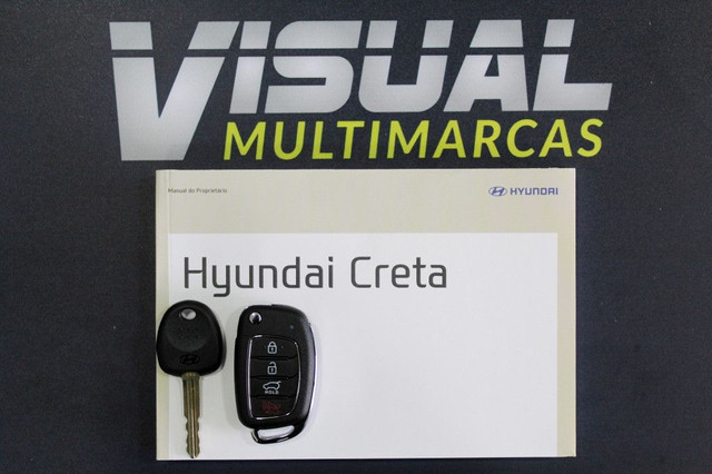 CRETA 1.6 ACTION FLEX AUT. 6M - 2021<br><br> - Foto 11