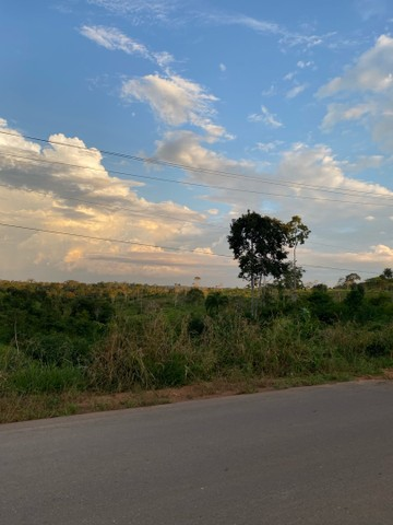 Vendo terra na AC 10 Km 27 estrada de Porto Acre  - Foto 2