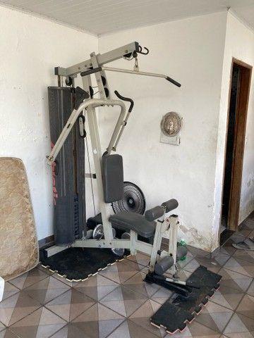Máquina de musculação aceito troca e proposta