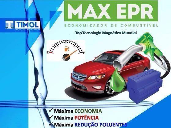 Super Economizador De Combustível Max Epr